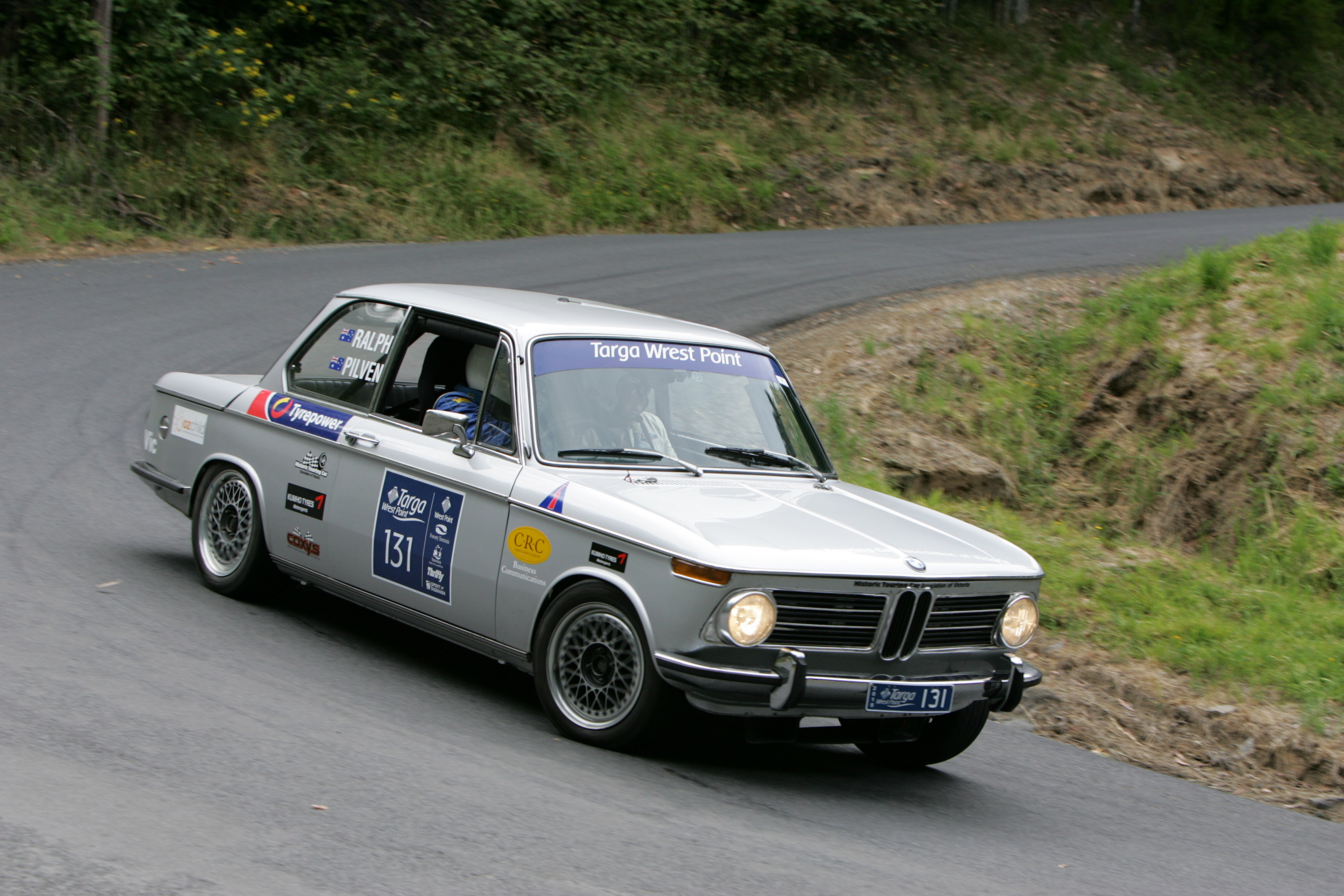 BMW 2002 Circuit Race and Tarmac Rally Car For Sale | www ...