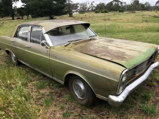 Ford ZD Fairlane 500
