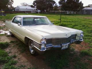 Cadillac Coupe Deville original condition