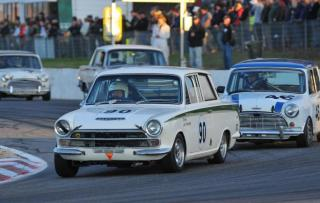 Lotus Cortina Group N (Historic) Race Car