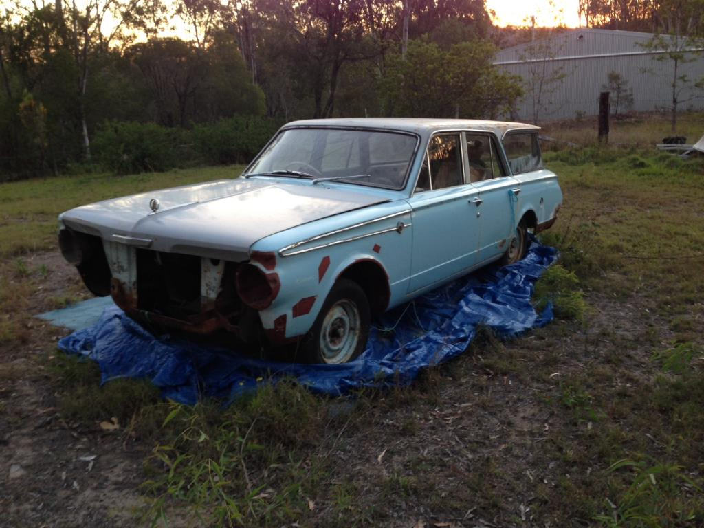 AP6 Valiant, Safrai, Wagon For Sale in Tarragindi QLD